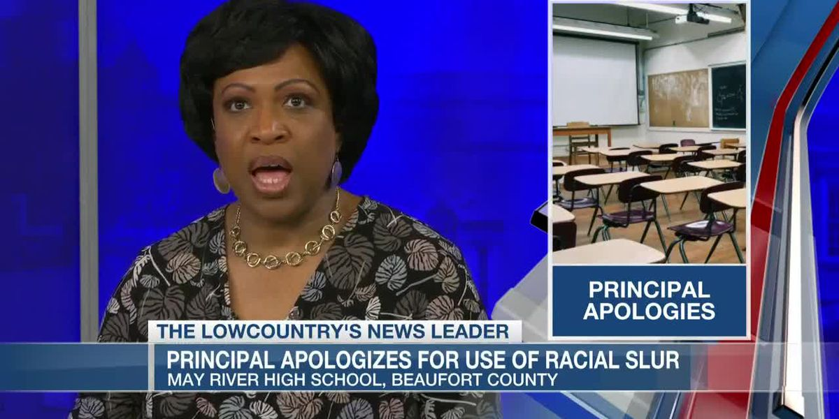 VIDEO: Beaufort Co. principal apologizes for using form of N-word during Black History Month assembly