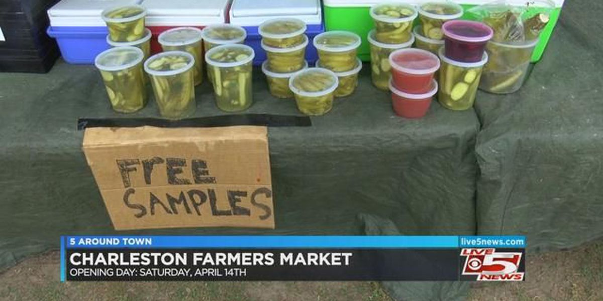Farmers Markets set to open in April
