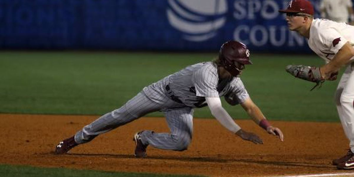 Gamecocks Fall to Arkansas in SEC Tournament Action