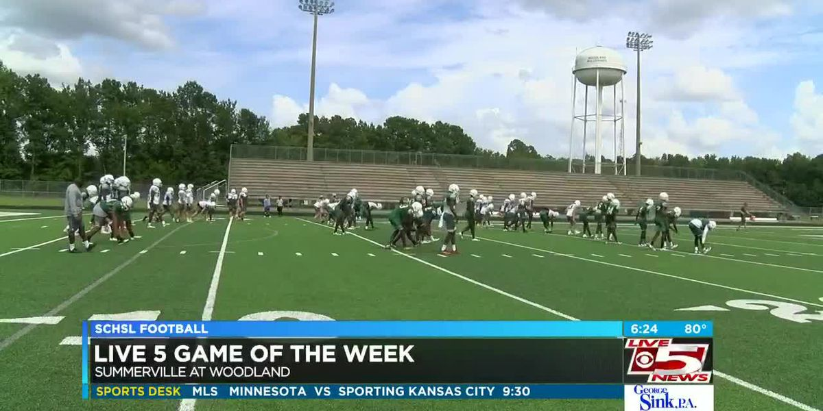 VIDEO: Summerville, Woodland meet for 1st time in GOTW