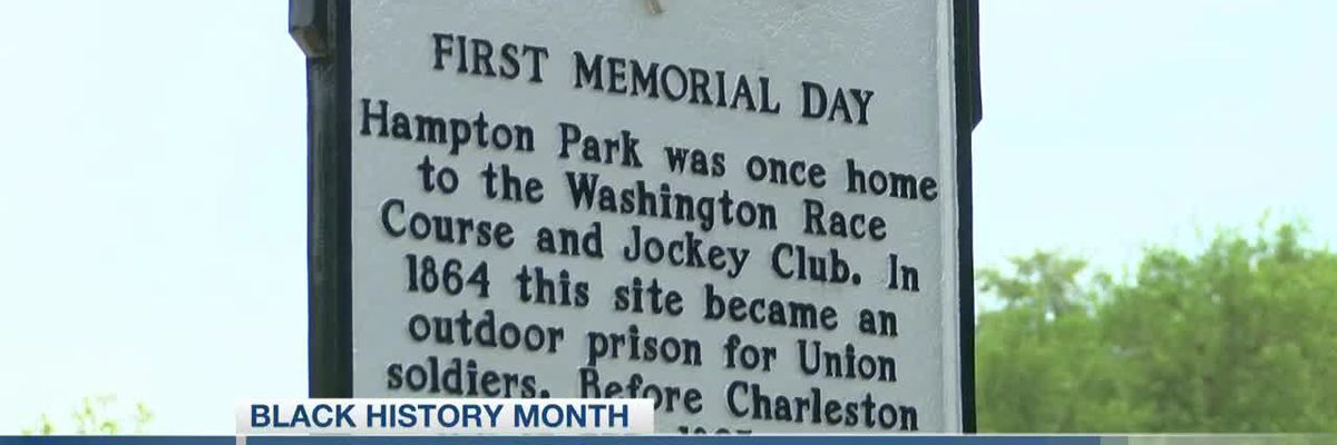 VIDEO: Charleston claims first Memorial Day celebration with African Americans playing significant role