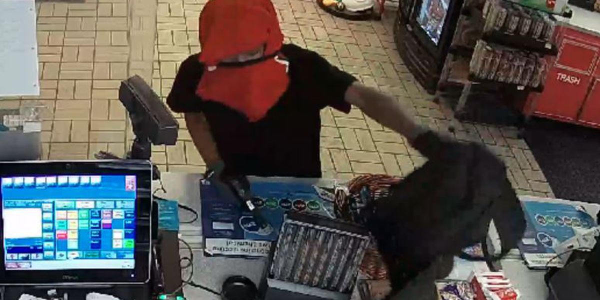Police investigate convenience store robbery