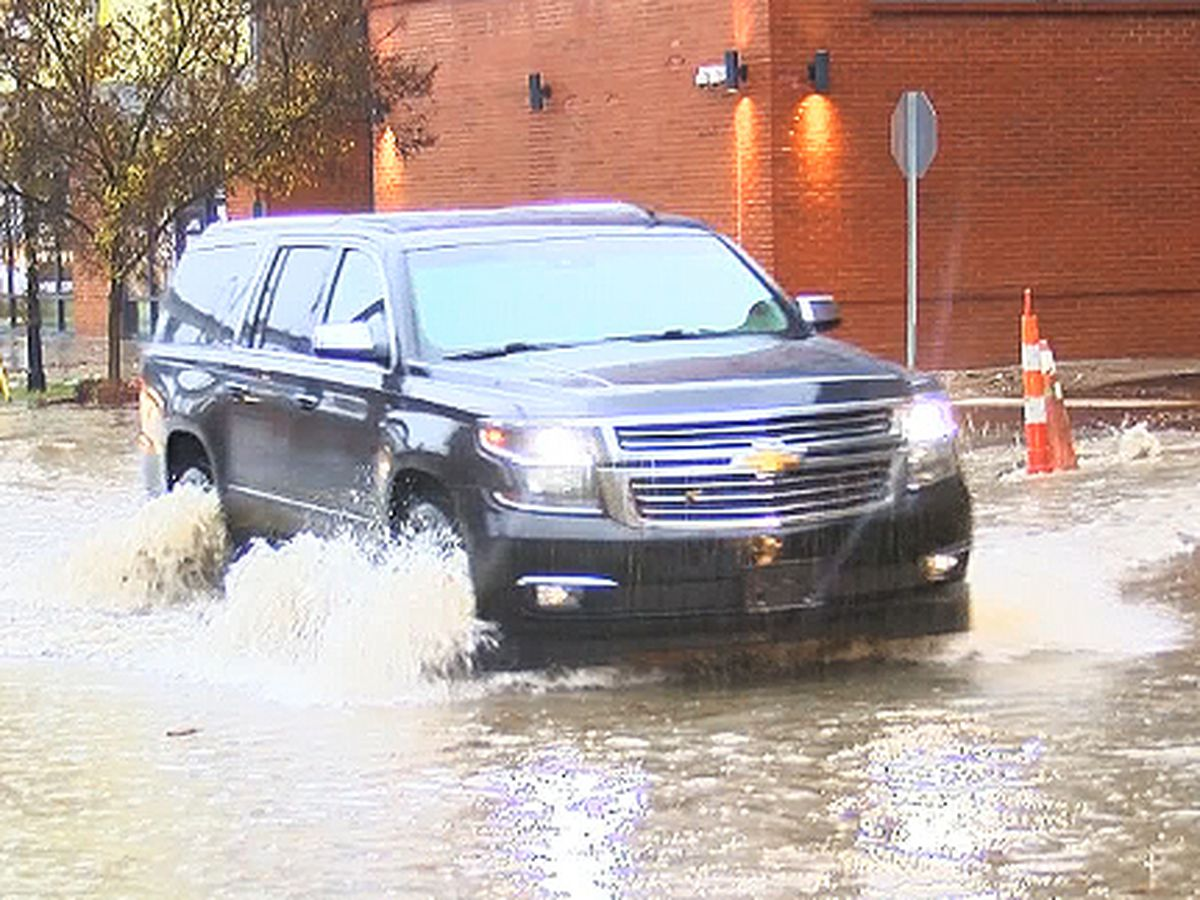 Rep. Cunningham wants to allow Charleston VA to help fund flooding prevention projects