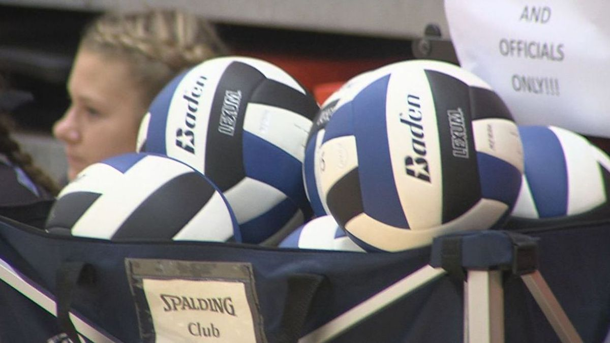 Lowcountry High School Volleyball Playoffs (10/27)