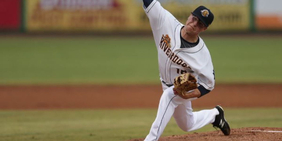 RiverDogs Junk Named South Atlantic League Pitcher of the Week