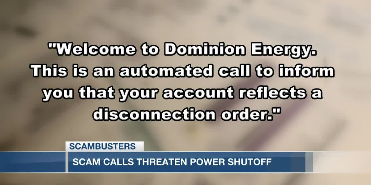 VIDEO: Live 5 Scambusters: Dominion Energy says utility scams surge again