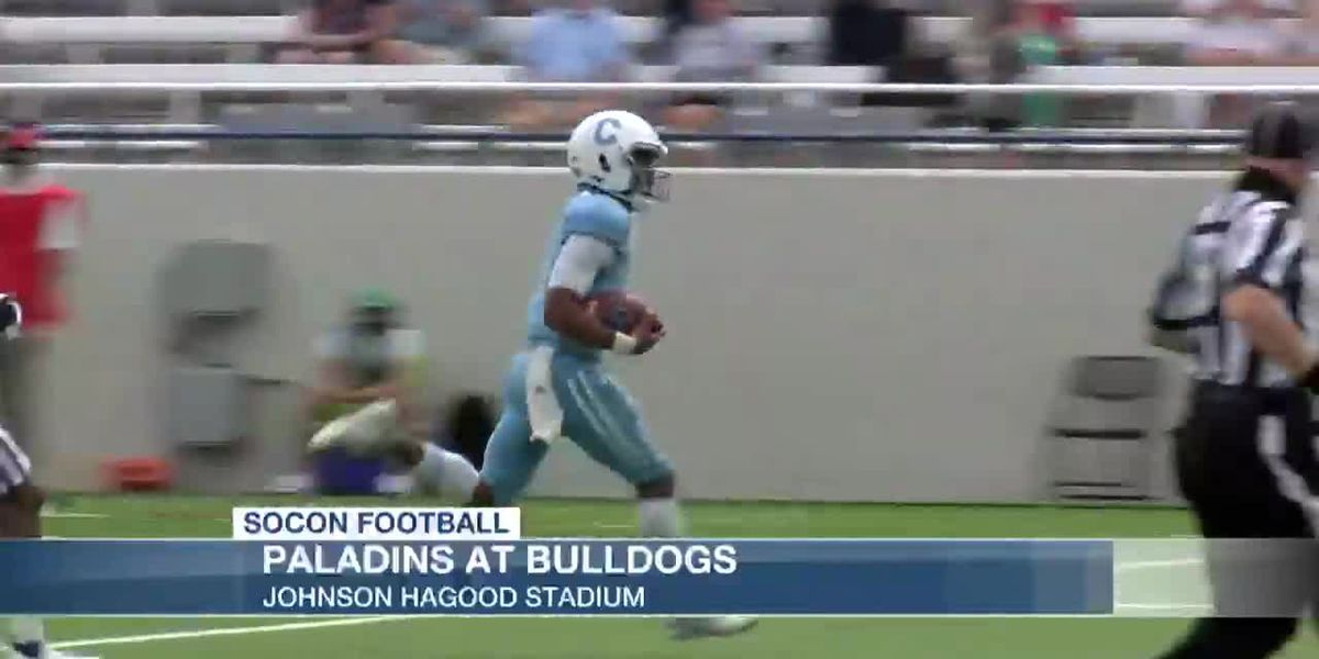 VIDEO: Adams, The Citadel get loose on the ground beating Furman