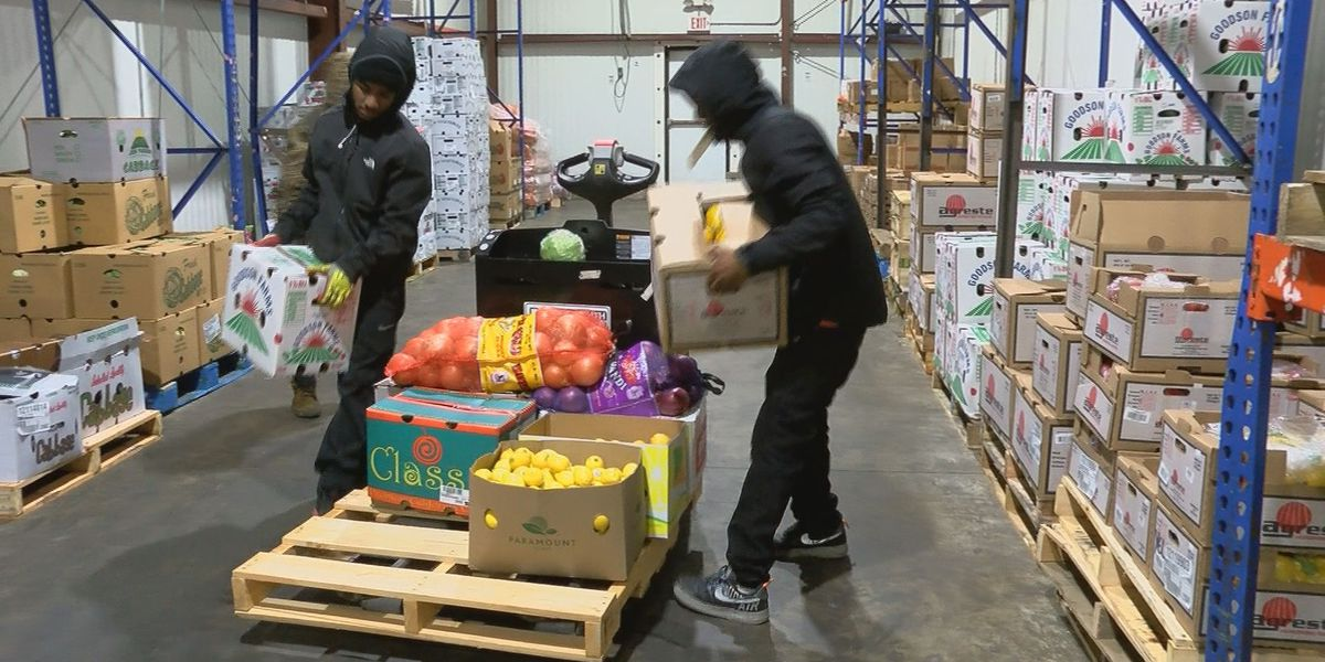 Lowcountry charities share the love with weekend food distributions