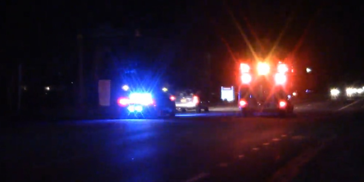 Officials responding to auto-pedestrian accident on Folly RD