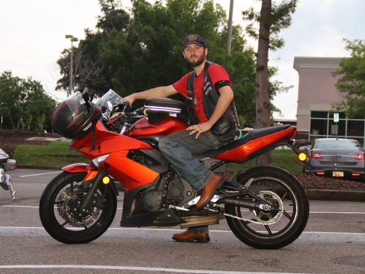 Father pushes for stronger laws after son dies in motorcycle accident