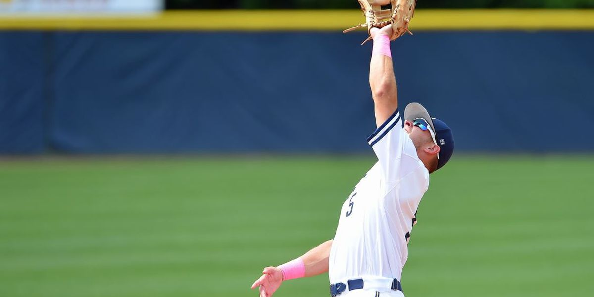 Bucs sweep away Spartans Saturday, take both ends of doubleheader