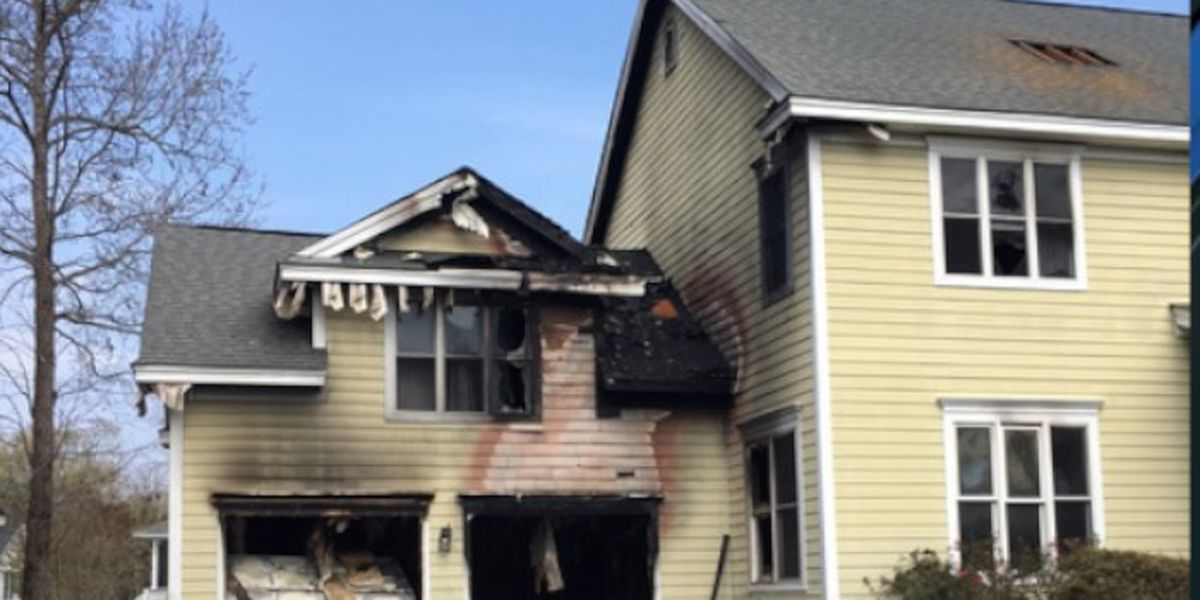 Family pets killed in Sunday house fire