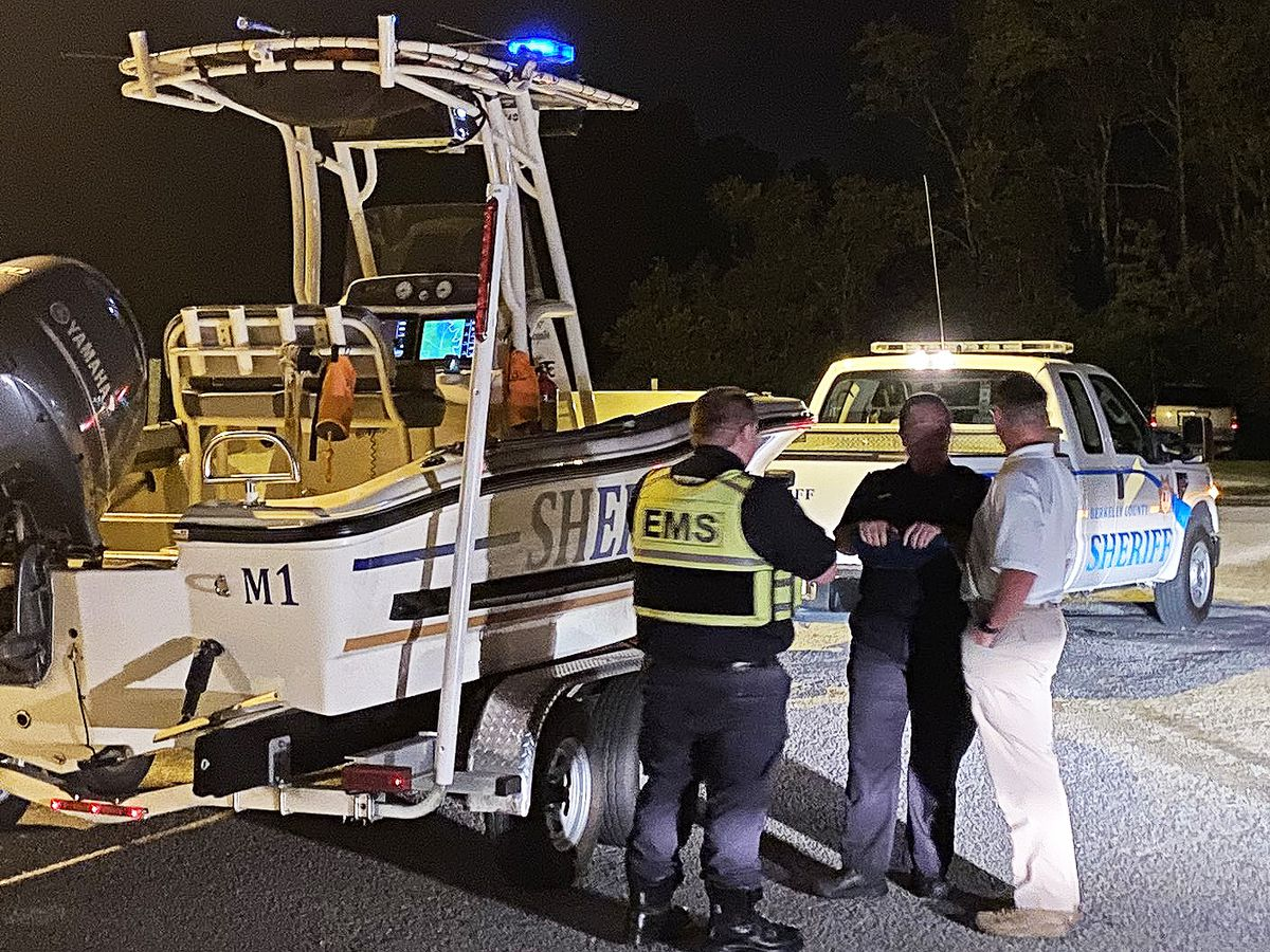 Body found in search of missing diver in Berkeley County