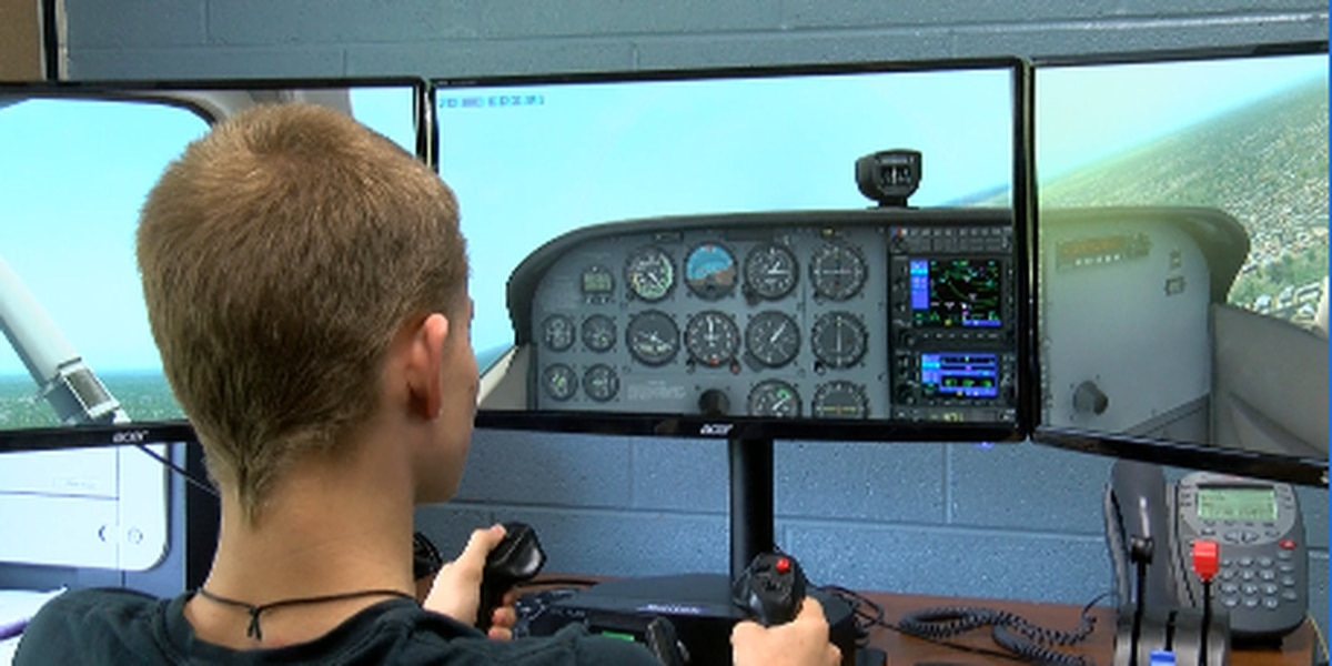 Stall High selected for aerospace engineering program