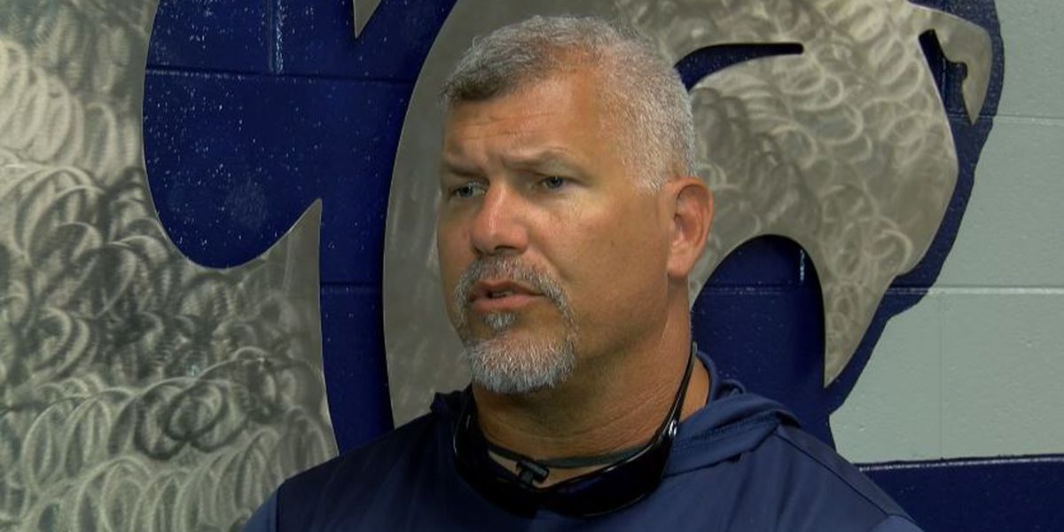 Colleton County High School head football coach resigns