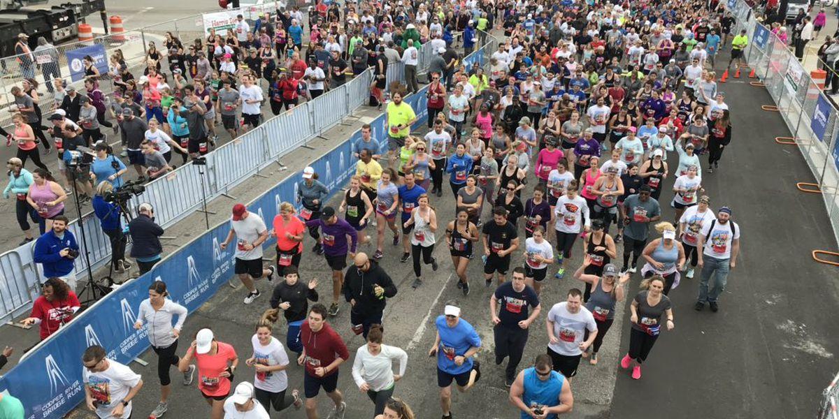 Cooper River Bridge Run organizers offering virtual run, registration transfer options