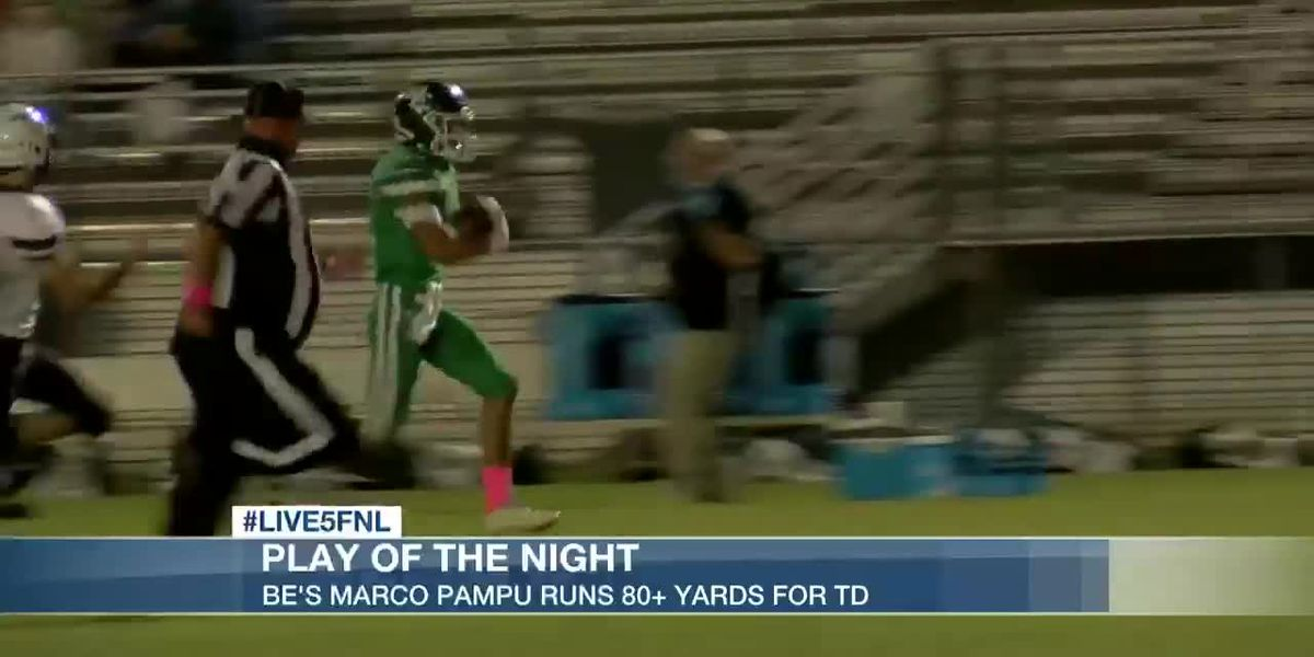 VIDEO: Friday Night Lights football coverage - Part 3
