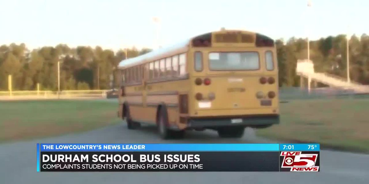 Durham school buses still causing concerns