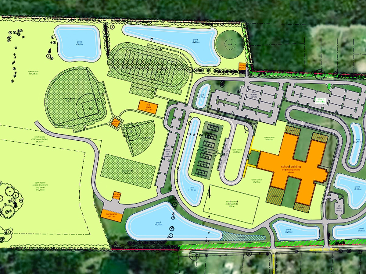 Charleston County revisits future plans for new high school in Awendaw