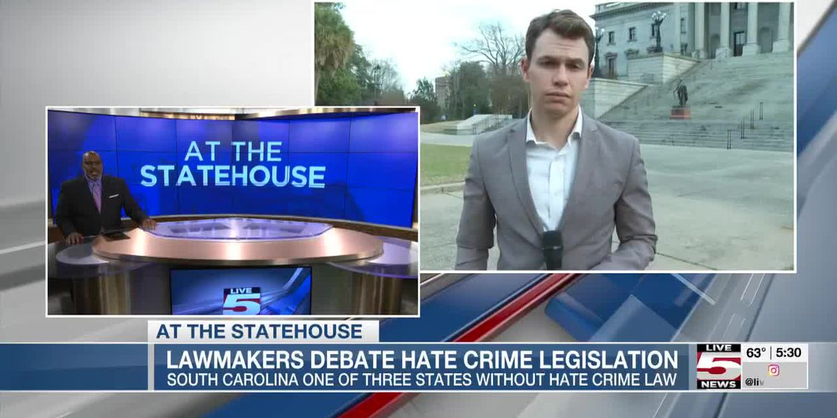 VIDEO: Hate crime bill beginning to make its way through SC House
