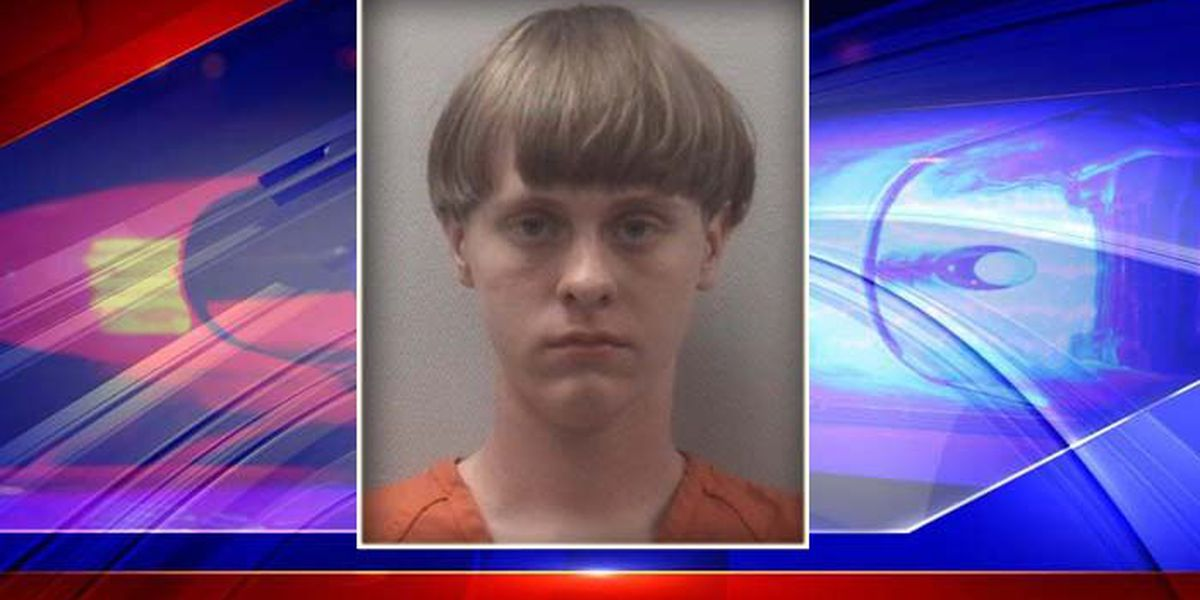 Police release photos of suspect in fatal Charleston church shooting