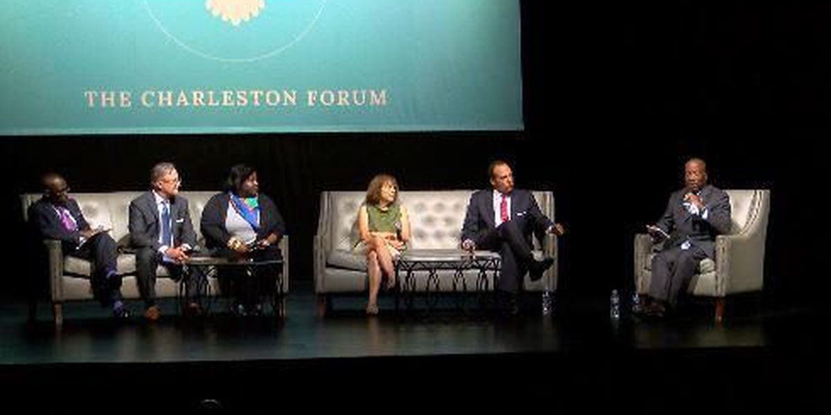 Charleston Forum hosts second annual event on race-related issues