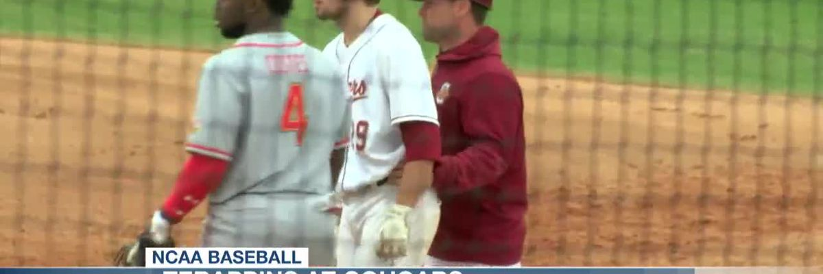VIDEO: Late Charge Lifts Terps Over Cougars In Extra Inning Affair
