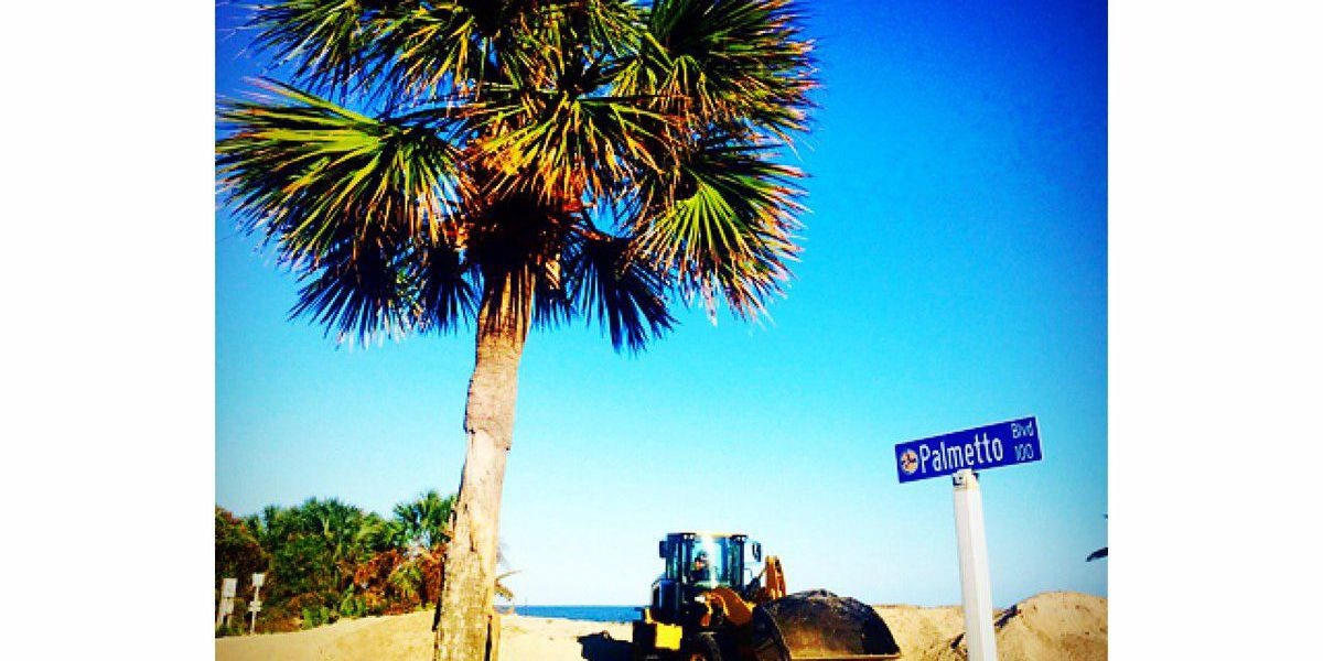 Cleanup continues on Edisto Beach as residents return home