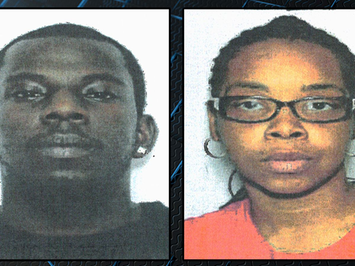 Police officers arrest couple for armed robbery at Lowcountry Dollar General