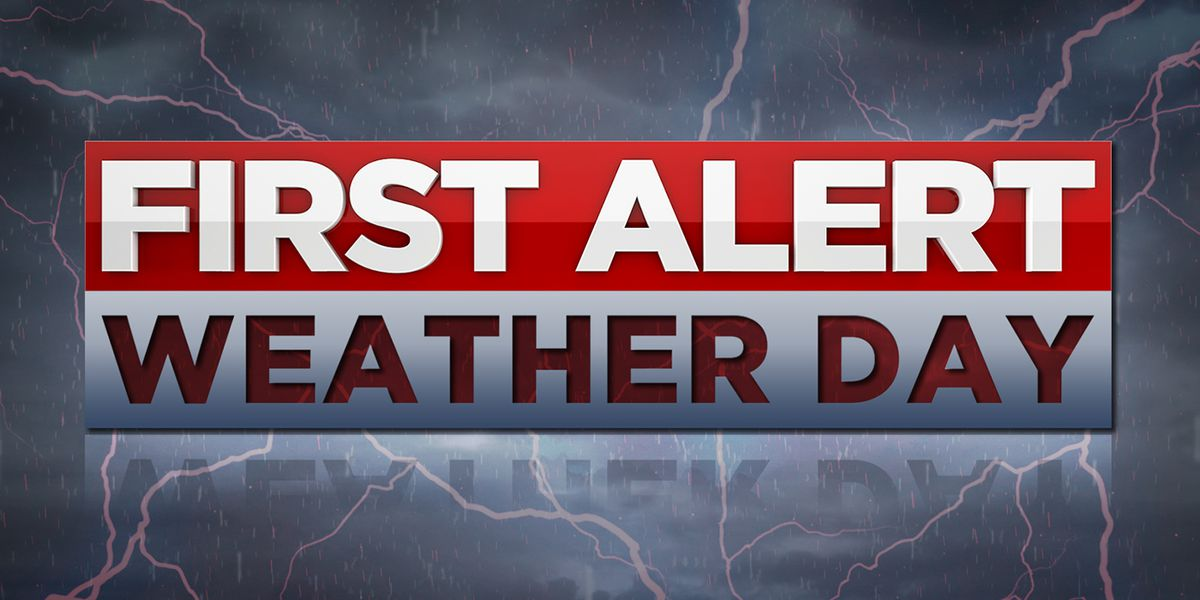 Enhanced threat for severe weather Thursday, watch weather reports on Ch 2