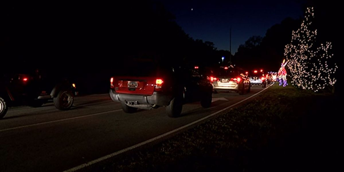 James Island Festival of Lights set to bring in holiday spirit, heavy traffic
