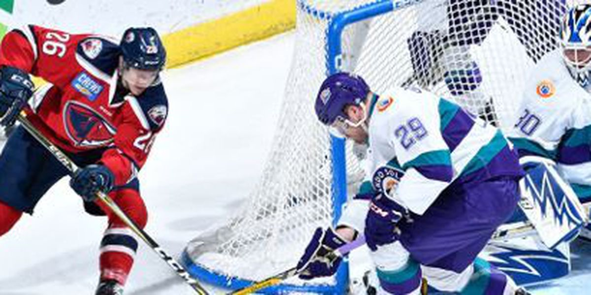 Fejes Scores In OT To Give Orlando 3-0 Series Lead