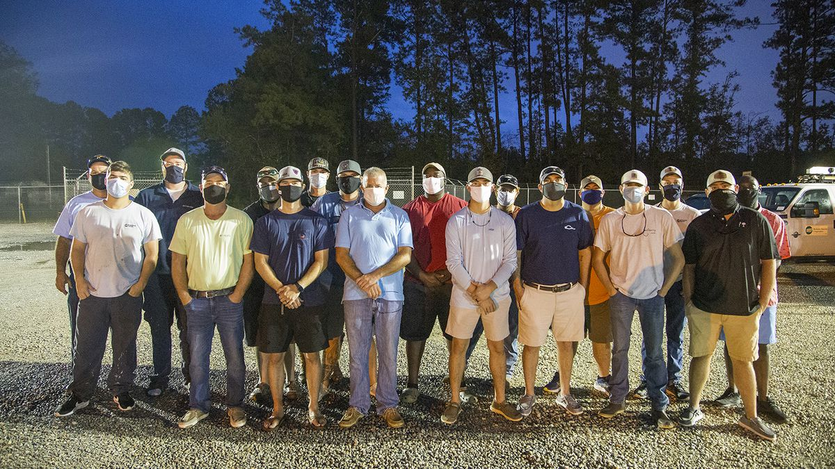 Lowcountry electric company sends crews to Louisiana for hurricane relief