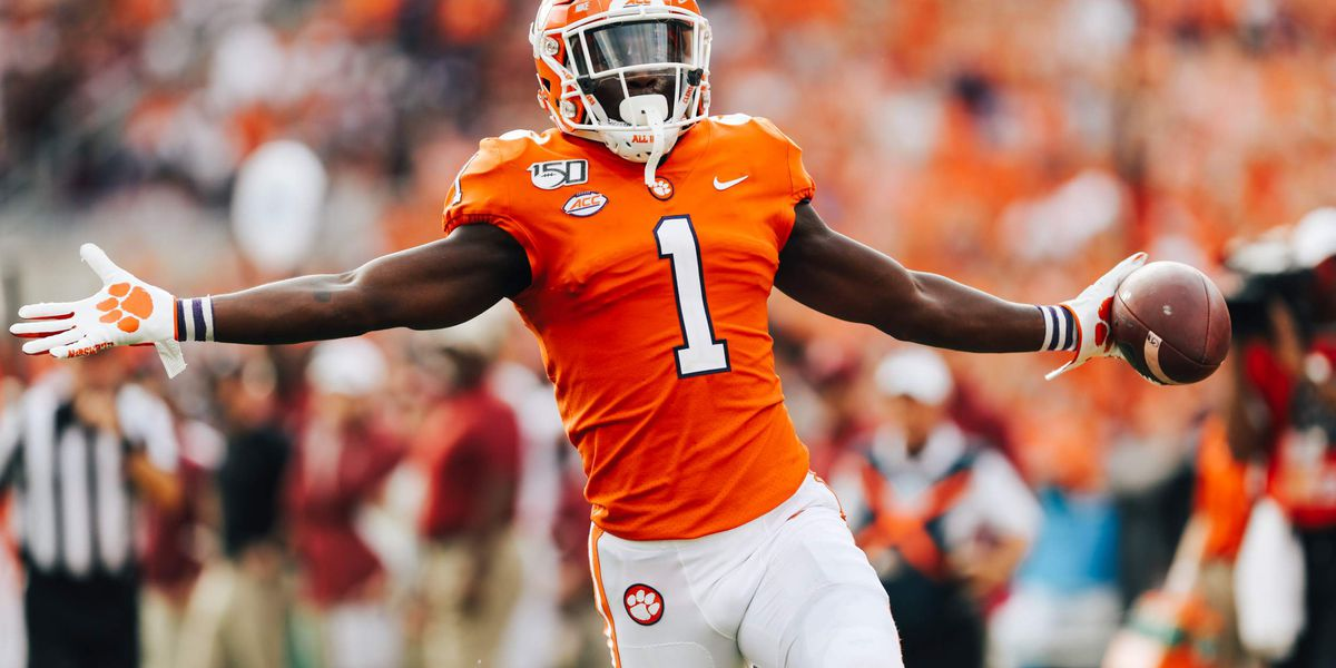 No. 2 Clemson pounds Florida St 45-14 for 21st straight win