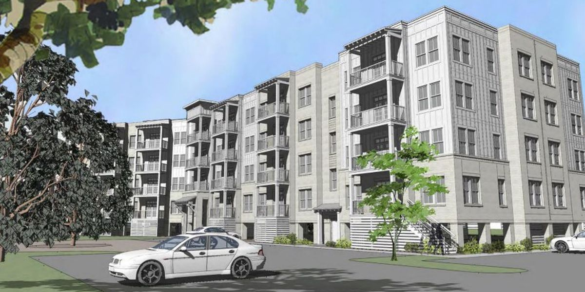 New apartment complex coming to Ashley River Road in West Ashley