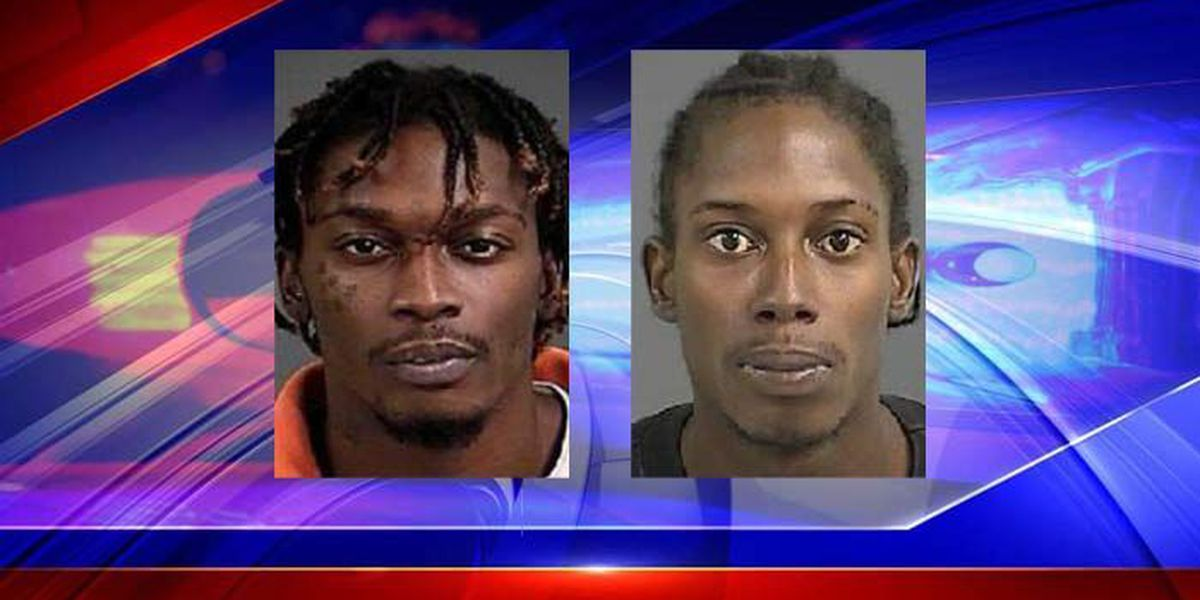 Suspects arrested in Mt. Pleasant armed robbery