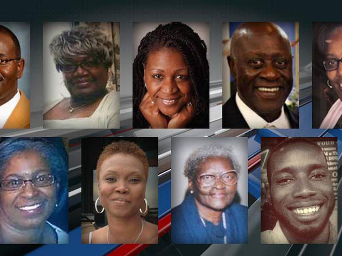 Unity Walk set for Sunday to remember Emanuel 9 victims