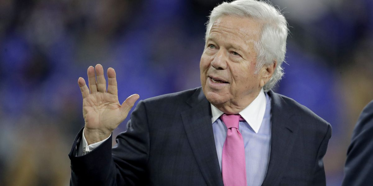 Judges question warrants in Kraft massage parlor sex case