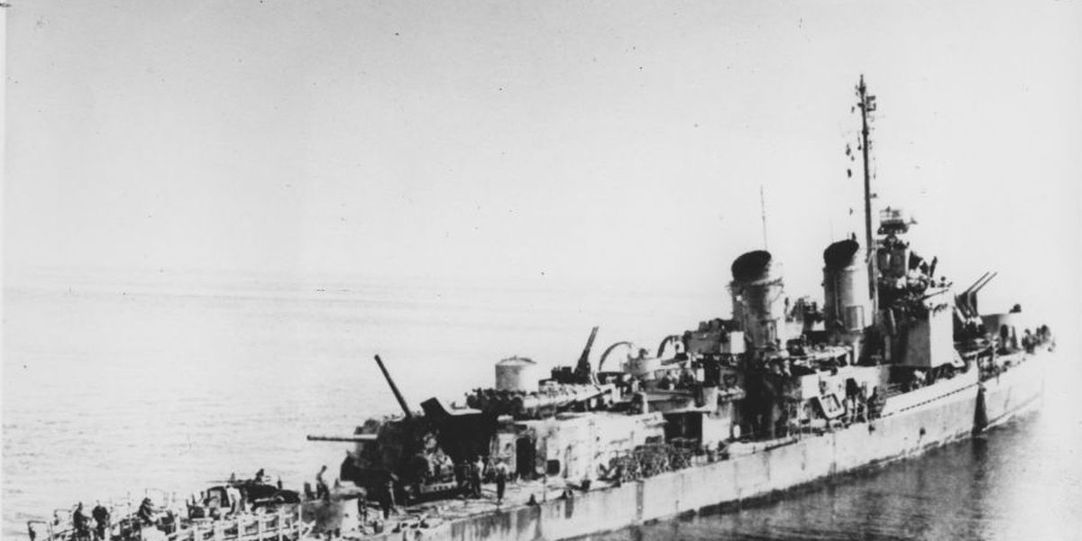 Patriots Point to host 70th anniversary of Battle of Okinawa aboard USS Laffey