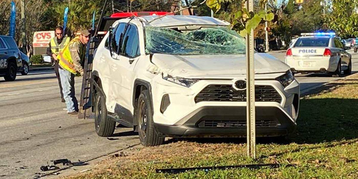 University Blvd. lanes reopen after crash