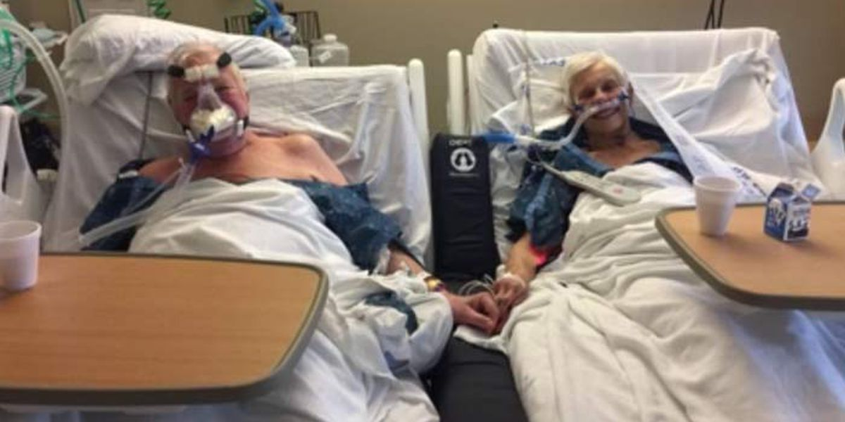 Couple married almost 60 years dies 30 hours apart from COVID-19