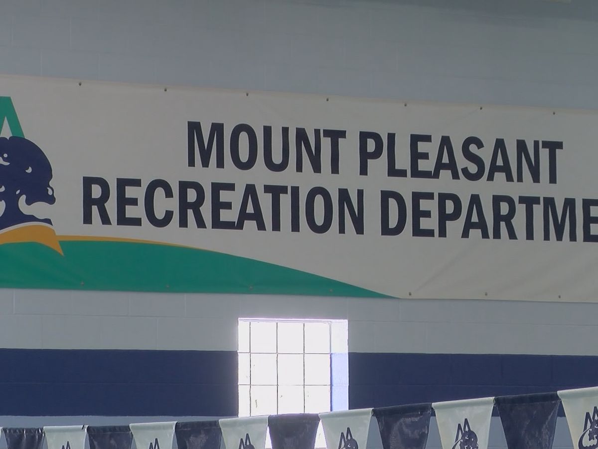 Mount Pleasant Recreation Department opens registration for fall sports
