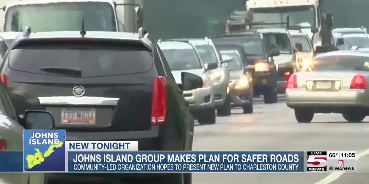 VIDEO: Johns Island group working on plan for safer roads