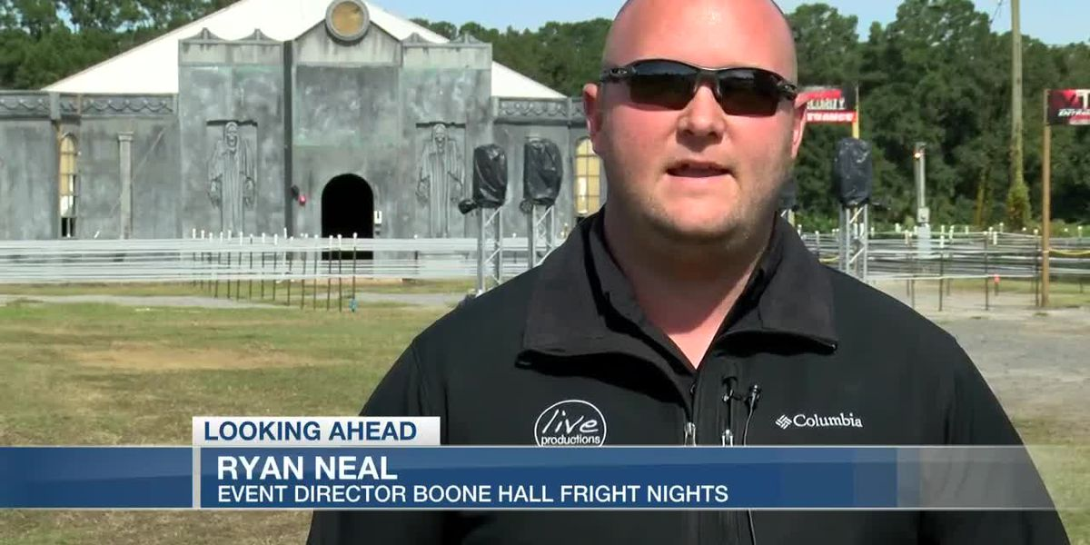 VIDEO: Boone Hall addresses safety and improvements made to annual 'Fright Nights'