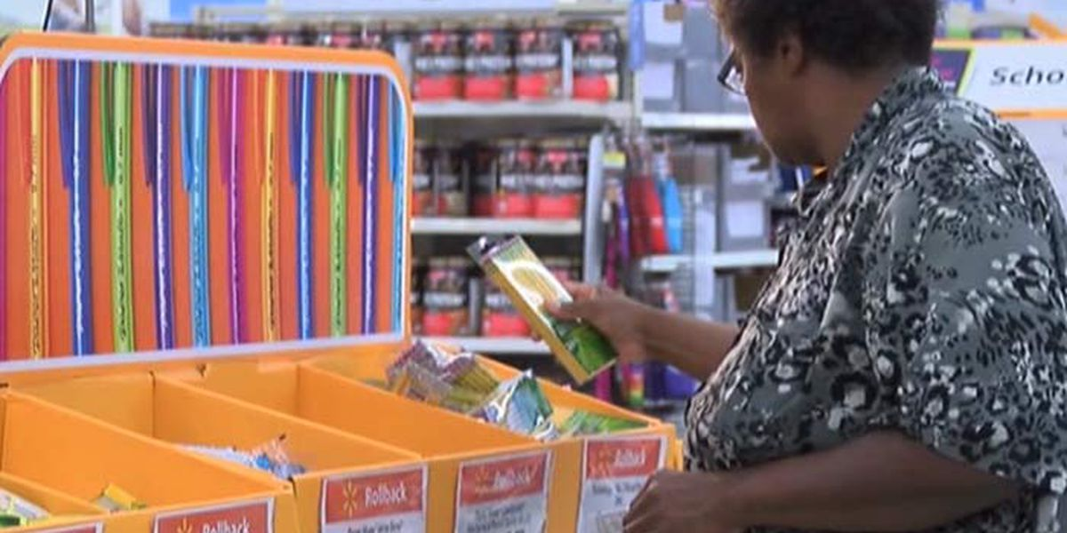 South Carolina's Sales Tax Holiday Weekend is this weekend
