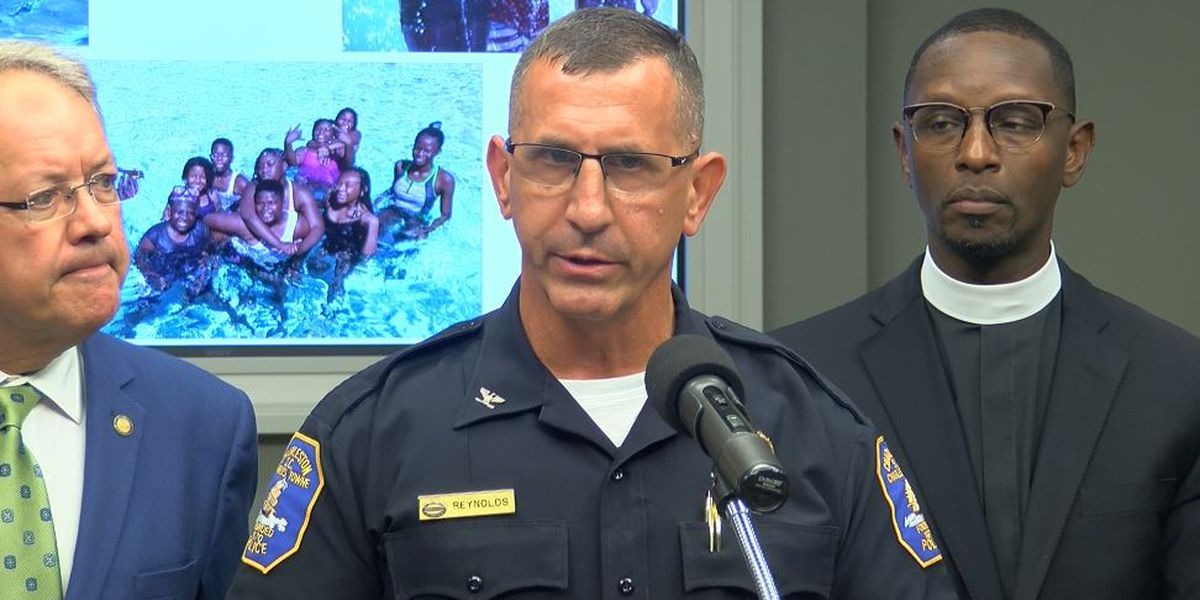 Charleston Police give update on racial bias audit