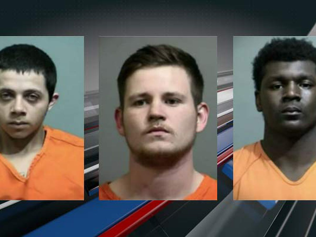 3 facing charges in fatal Georgetown shooting