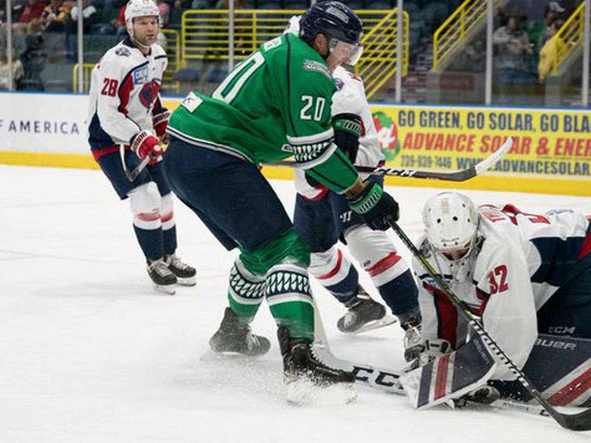 Blades Sneak By Rays In OT After Late Comeback