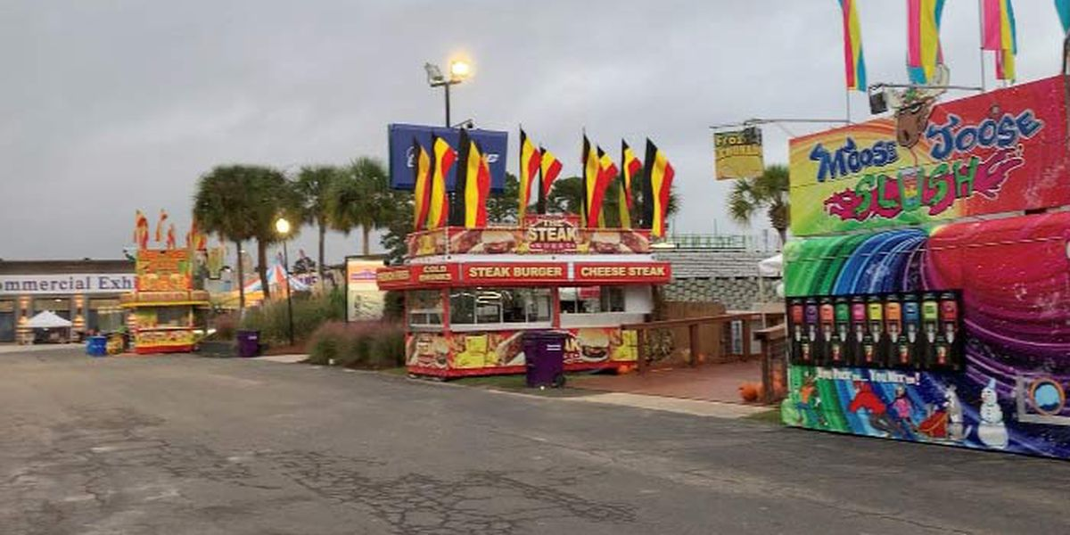 Coastal Carolina Fair issues reminders to drivers ahead of opening