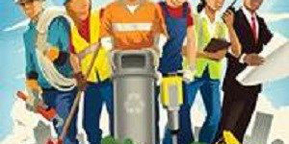 Charleston County to celebrate National Public Works Week